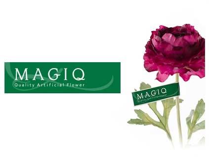 東京堂のアーティフィシャルフラワー「MAGIQ®」バナー
